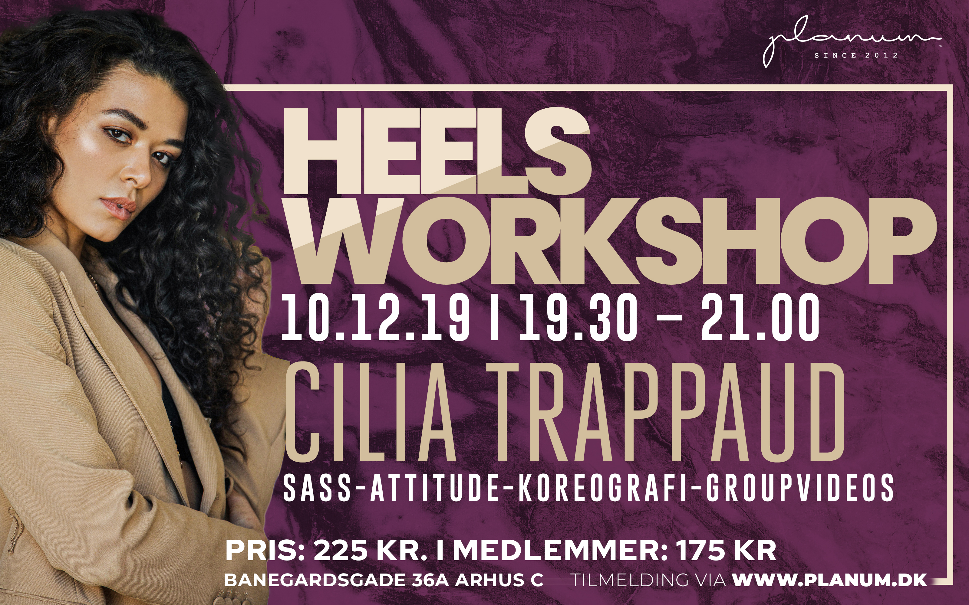 Heels Workshop x Cilia Trappaud