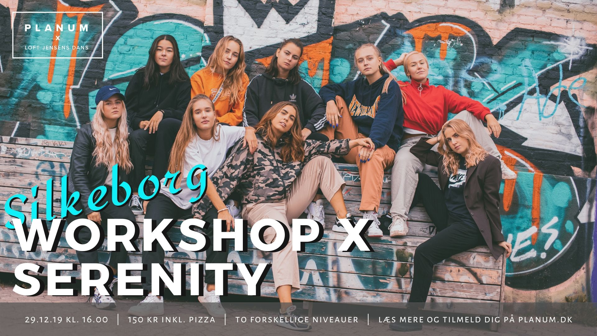 Workshop i Silkeborg x Serenity