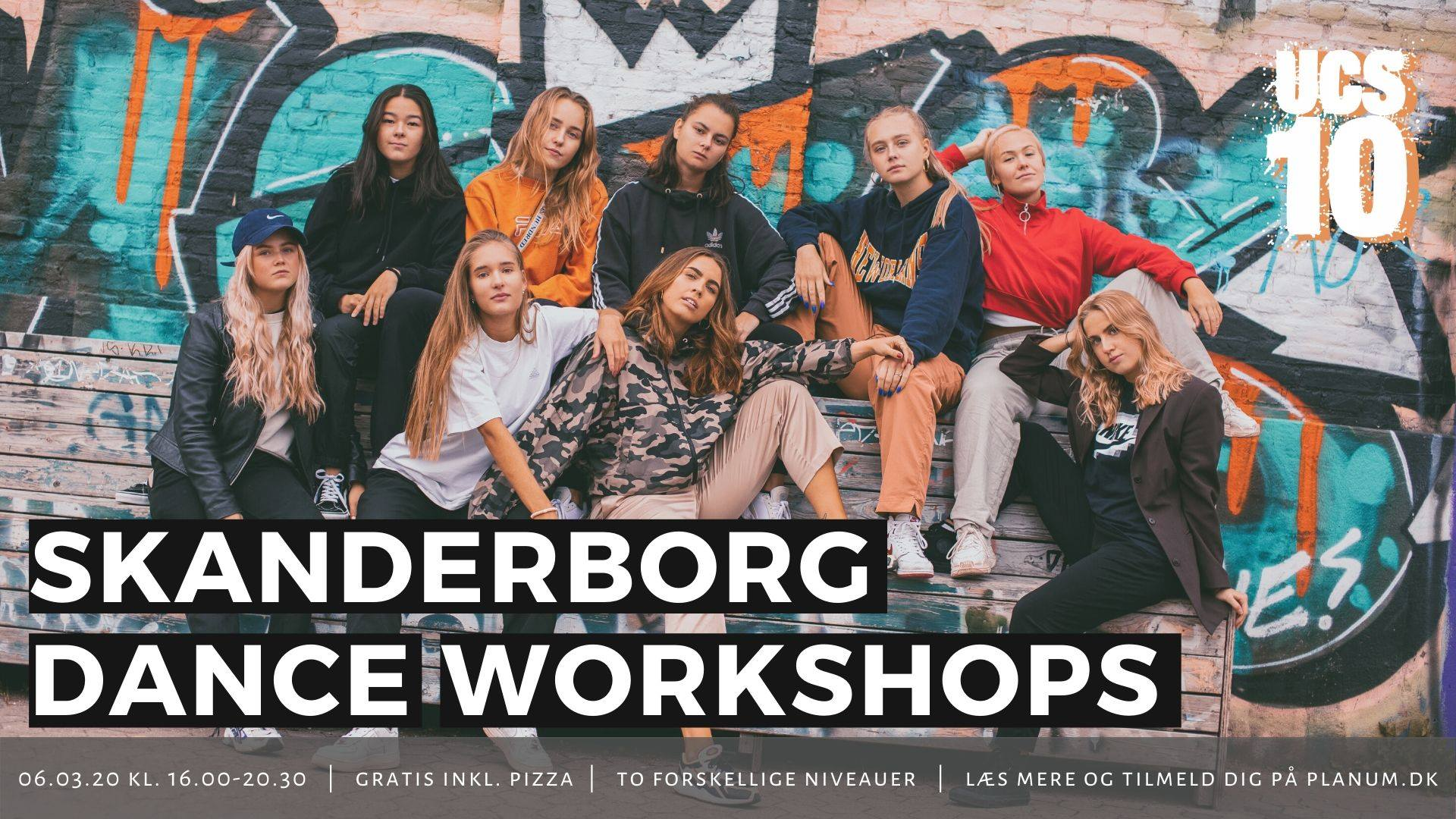 Gratis workshop x skanderborg ucs10